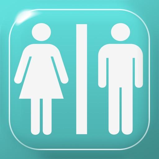 トイレ情報共有マップくん