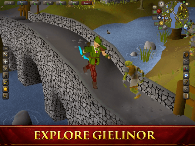‎Old School RuneScape Screenshot
