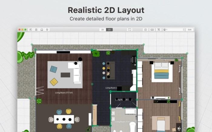 Planner 5D - Interior Design Screenshot 03 d0fwyin