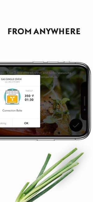 SideChef: Recipes + Meal Plans Screenshot