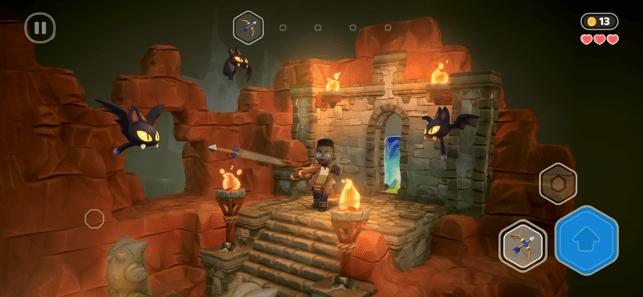 Wonderbox: Творец приключений Screenshot