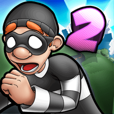 Robbery Bob 2 - Double Trouble