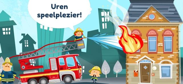 Kleine Brandweerkazerne Screenshot