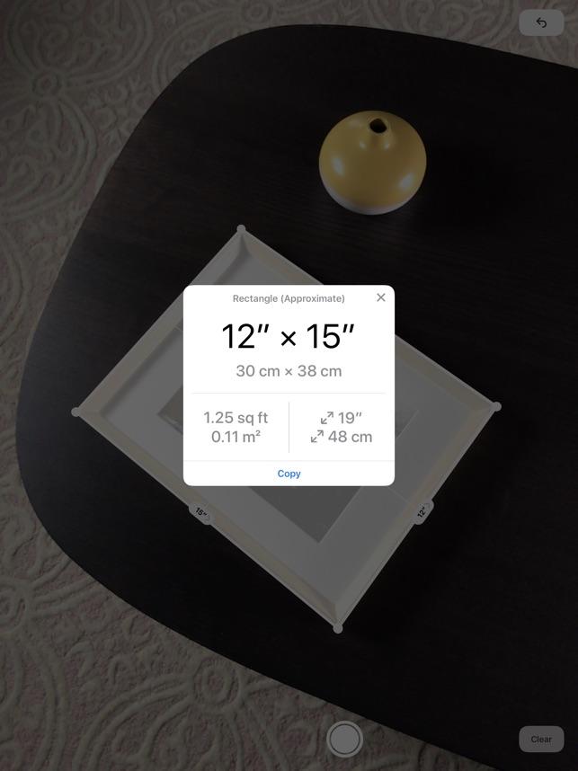 Measure Screenshot