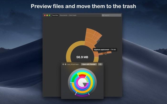 Disk Graph Screenshot 04 57xqftn