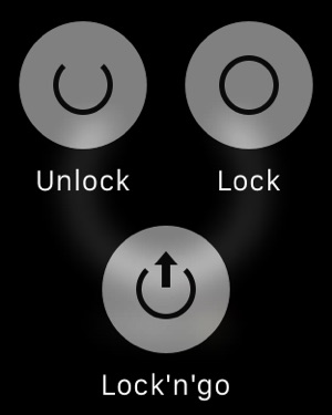 Nuki Smart Lock Screenshot