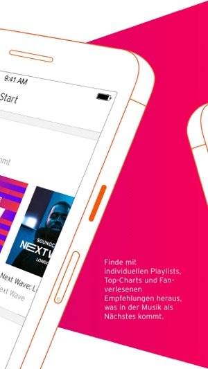 SoundCloud - Musik & Audio Screenshot