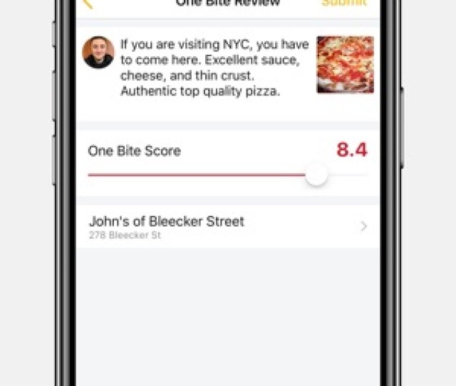 One Bite By Barstool Sports On The App Store
