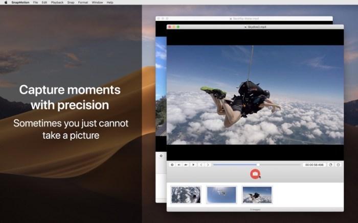 SnapMotion Screenshot 01 12v6ion