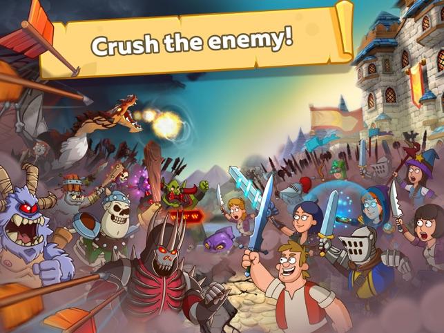 Hustle Castle: Medieval Life Screenshot