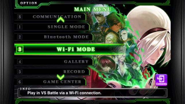 THE KING OF FIGHTERS-i 2012 Screenshot