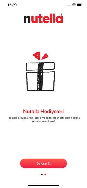 Nutella Screenshot