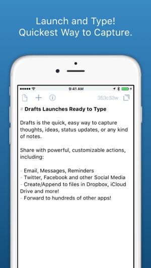 Drafts 4 (Legacy Version) Screenshot