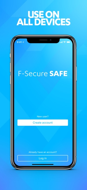 F-Secure SAFE Screenshot