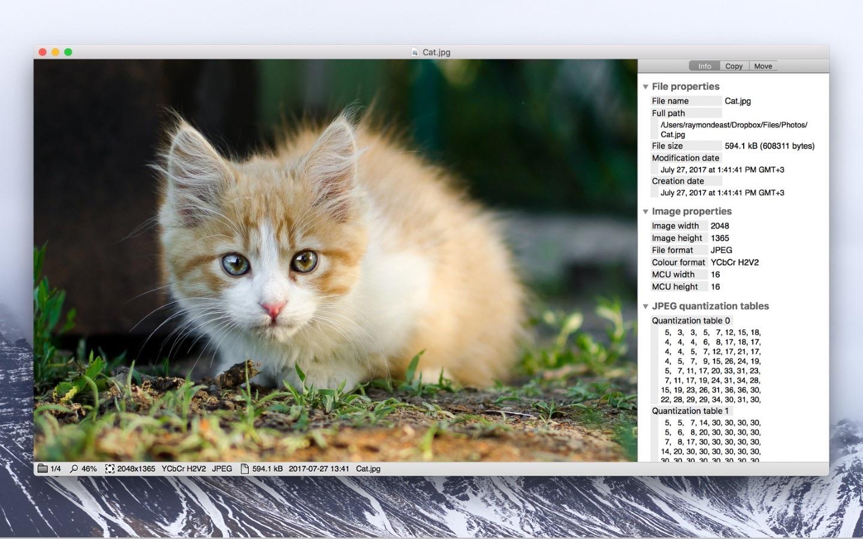 Xee 3 Mac 破解版 优秀的图片浏览工具