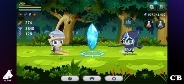 Crystal Blade Ep0 Screenshot