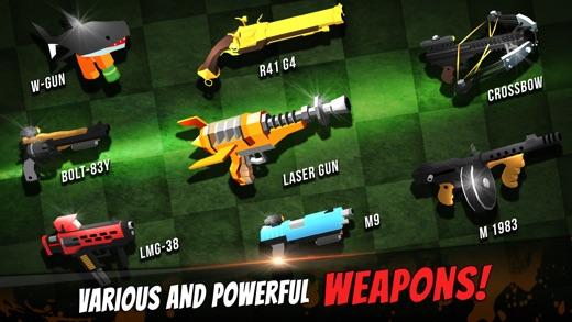 GunStrider: Tap Strike Screenshot