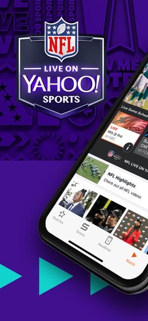 Yahoo Sports: Scores & News Screenshot