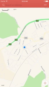 My Maps for Google Maps       and Uber on the App Store Screenshots