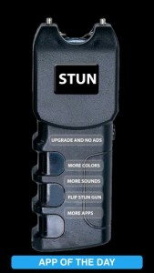 Electric Stun Gun Simulator Fun App on the App Store  Electric Stun Gun Simulator Fun App on the App Store