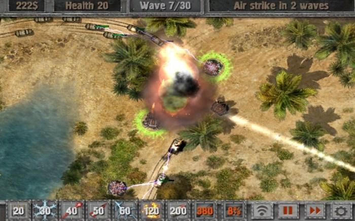 Defense Zone 2 Screenshot 03 57wuoon