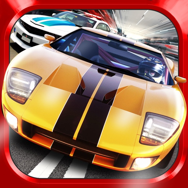 3D Drag Racing Nitro Turbo Chase - Real Car Race Driving Simulator Game