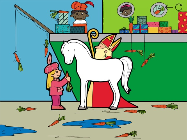 Suus & Luuk: Sinterklaas Screenshot