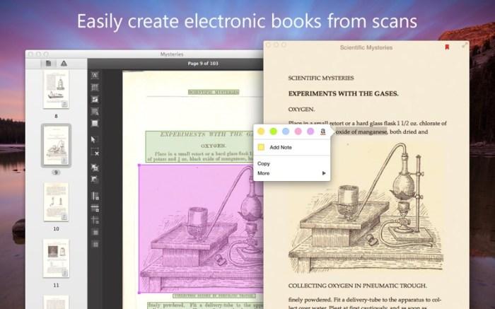 FineReader OCR Pro Screenshot 05 ikzegan