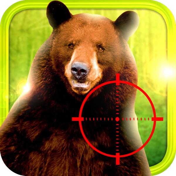3D Big Bear Hunt-ing Survival Snipe-r Elite 2015