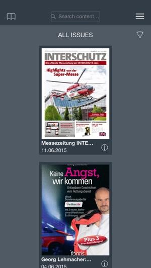 retter.tv Kiosk Screenshot