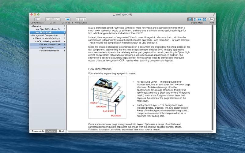 DjVu Reader Pro 2.4.6 Mac 破解版 - DjVu阅读软件