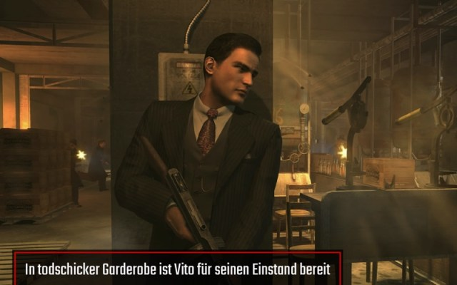 Mafia II: Director's Cut Screenshot