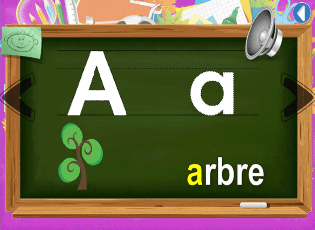 Découvrir Français Screenshot