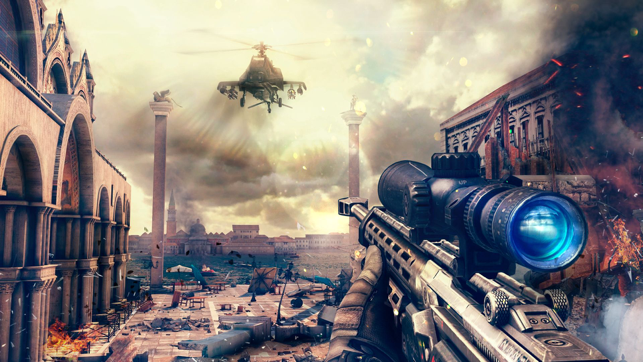 ‎Modern Combat 5 Screenshot