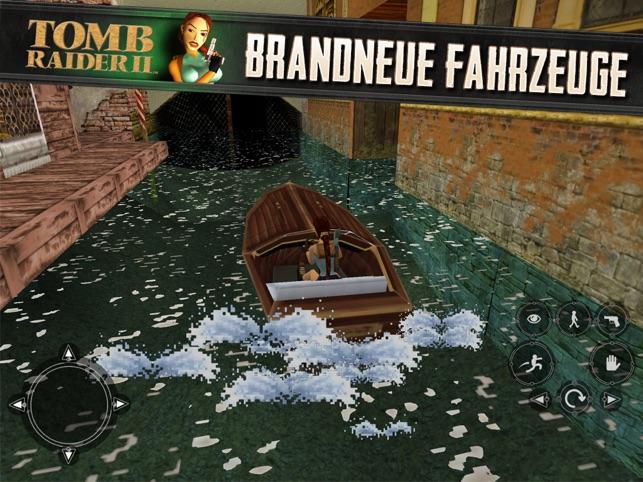 Tomb Raider II Screenshot