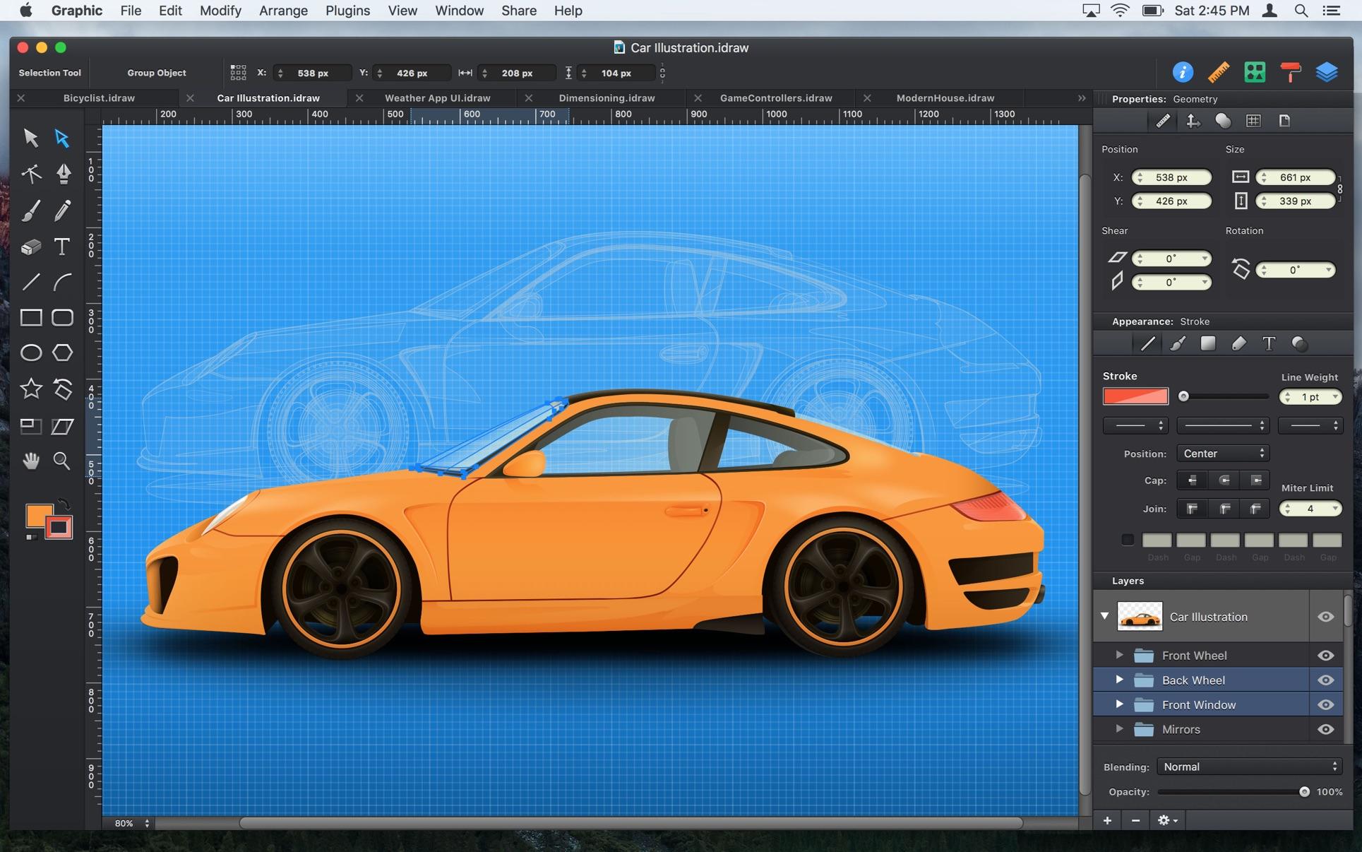 Autodesk Graphic Mac 破解版 优秀的矢量绘图工具