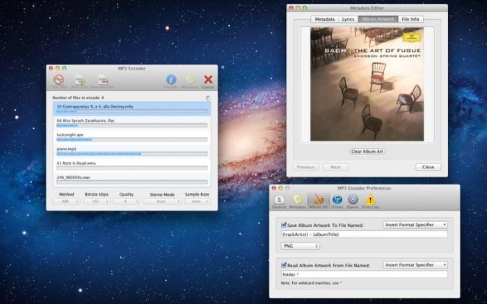 MP3 Encoder Screenshot 04 9wco3mn