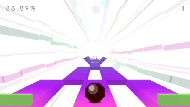 Octagon - A Minimal Arcade Game with Maximum Challenge Screenshot