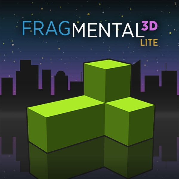Fragmental 3D Lite - Build Lines with Falling Blocks!