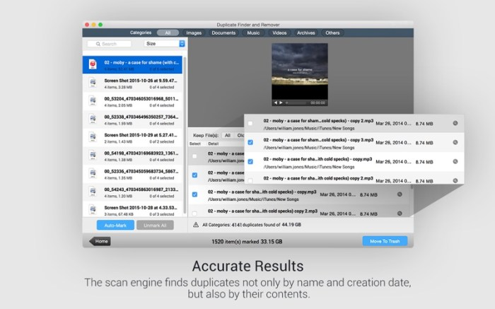 Duplicate Finder and Remover Screenshot 04 13btpzn