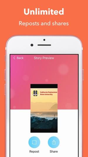 Story Reposter for Instagram Screenshot