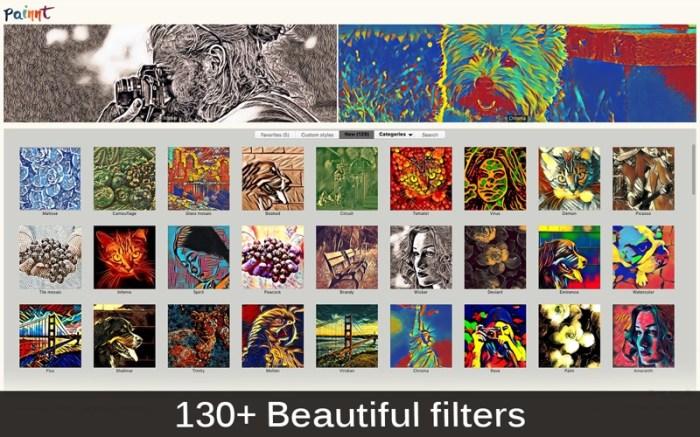 Painnt - Pro Art Filters Screenshot 02 1nhzl0y