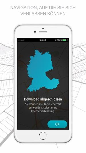 TomTom GO Mobile Screenshot