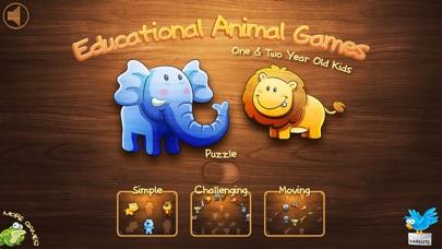 Educational Animal Games - NUMBERONE NG