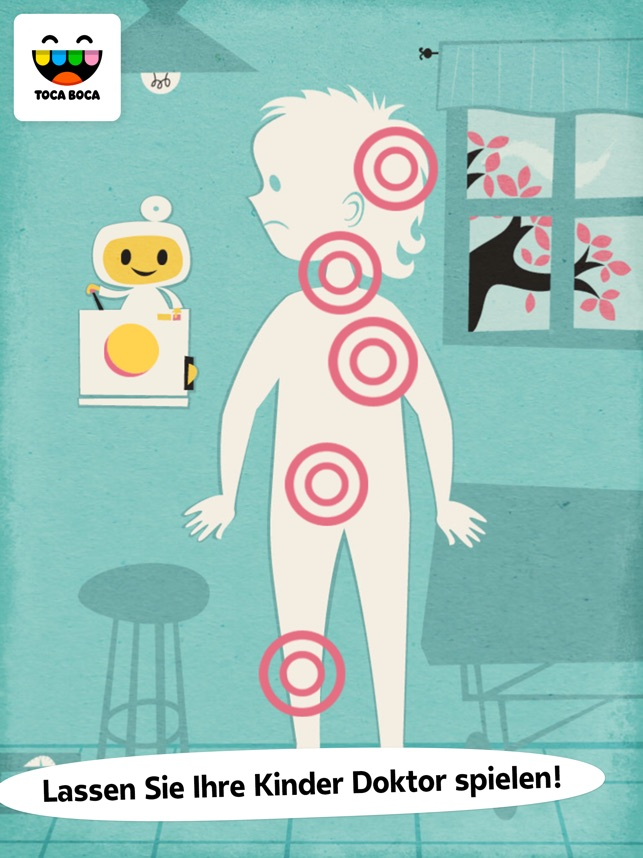 Toca Doctor HD Screenshot