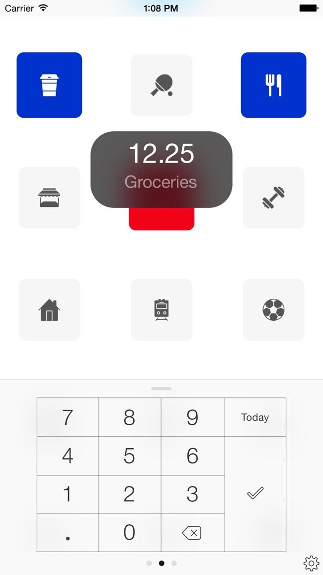 Next für iPhone Screenshot