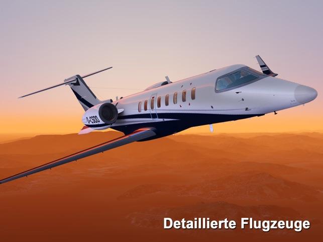 Aerofly FS 2 Flugsimulator Screenshot