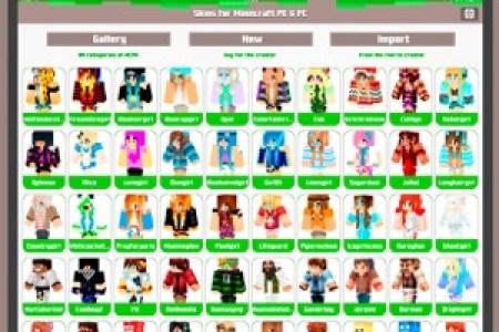 Minecraft Spielen Deutsch Skins Para Minecraft Pc Con Capa Bild - Skins para minecraft pe con capa