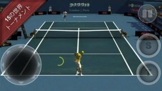 Cross Court Tennis 2 Appスクリーンショット1