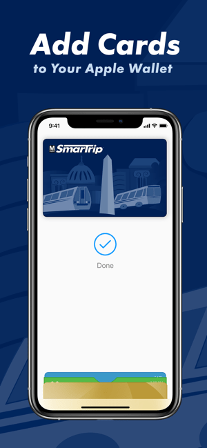 ‎SmarTrip Screenshot